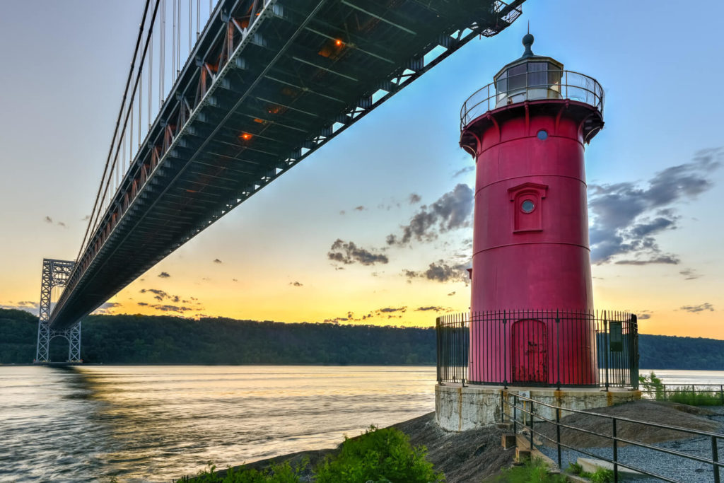 the little red lighthouse hudson heights